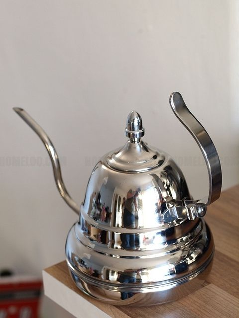 pour-over kettle : )