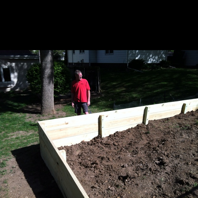 Raised Bed Retaining Wall: 38 Best Images About RETAINING WALLS On Pinterest