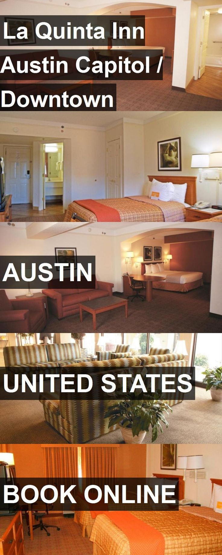 Hotel La Quinta Inn Austin Capitol / Downtown in Austin, United States. For more information, photos, reviews and best prices please follow the link. #UnitedStates #Austin #LaQuintaInnAustinCapitol/Downtown #hotel #travel #vacation