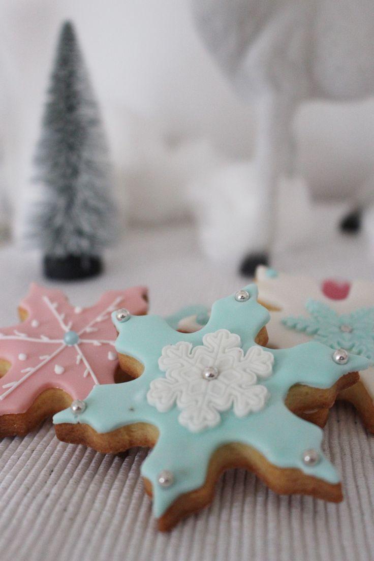 Frozen/Die Eiskönigin Kekse: Ein schönes Gastgeschenk von @Cook & Cookies covered with love