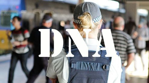 "CHALLENGE | BEING ABLE TO HANDLE IT - Police Recruitment site. ""It's in your hands"" - DNA Widget Image"