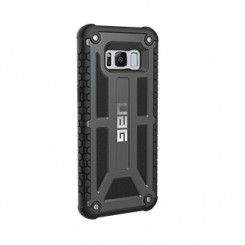 UAG's Monarch series for Samsung Galaxy S8 builds off their original Composite case design but with a 5-layer construction that exceeds military drop-test standards (MIL STD 810G 516.6) by 2X!