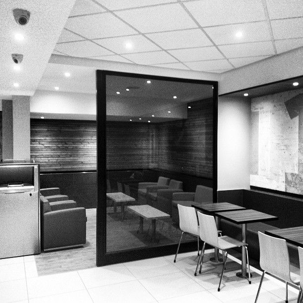 KFC Lister House interior, situated in Johannesburg