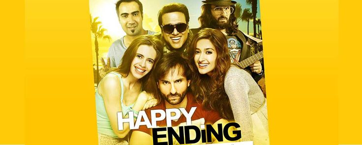 Happy Ending Review by Parag chhapekar