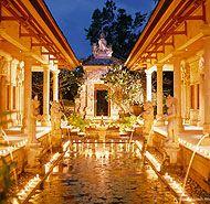Matahari Beach Resort & Spa Bali (Nordwesten), Indonesien. Eine Oase der Ruhe, in tollem Ambiente.