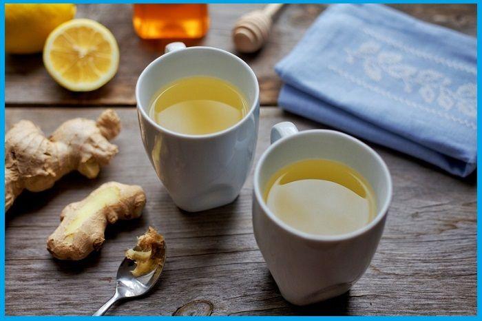 Domácí zázvorový čaj a jeho přínosy pro naše zdraví