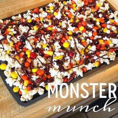 Easy & Delicious Halloween Snack!