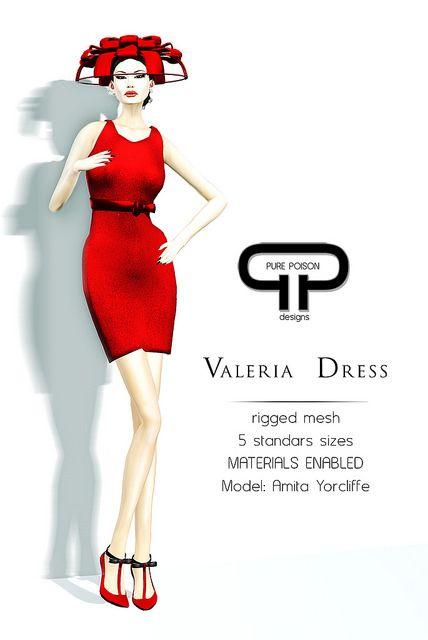 Pure Poison - Valeria Dress | Flickr - Photo Sharing!