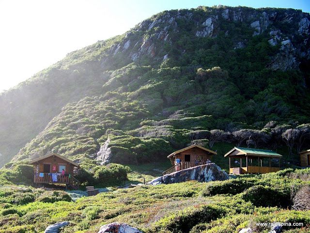 The Otter Trail, perhaps South Africa's most famous hiking trail - Ralph Pina