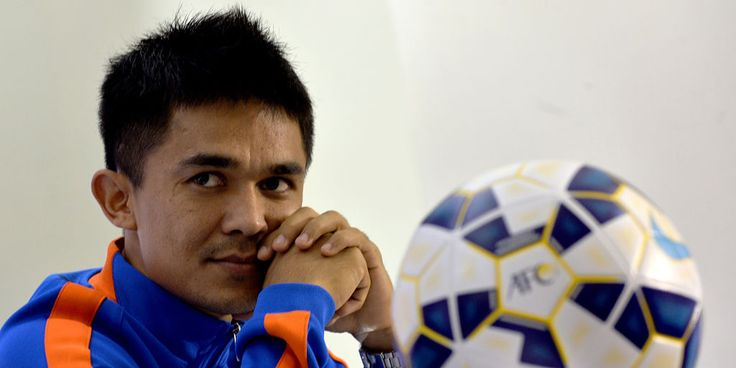 India football captain Sunil Chhetri says fierce competition from age-groups better for senior team - Firstpost #757Live