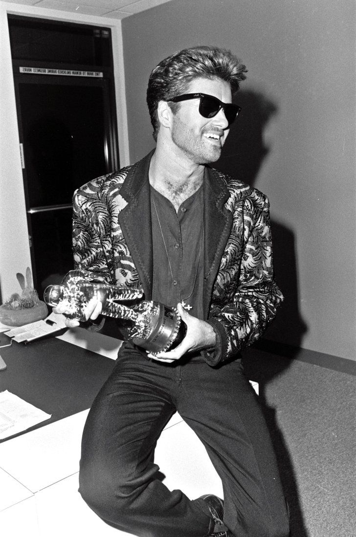 George Michael Will Forever Be Part of Fashion History Thanks to This Video