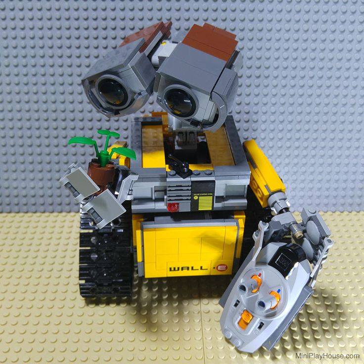 lego wall e rc motorized lego moc pinterest lego wall lego wall e and wall e. Black Bedroom Furniture Sets. Home Design Ideas