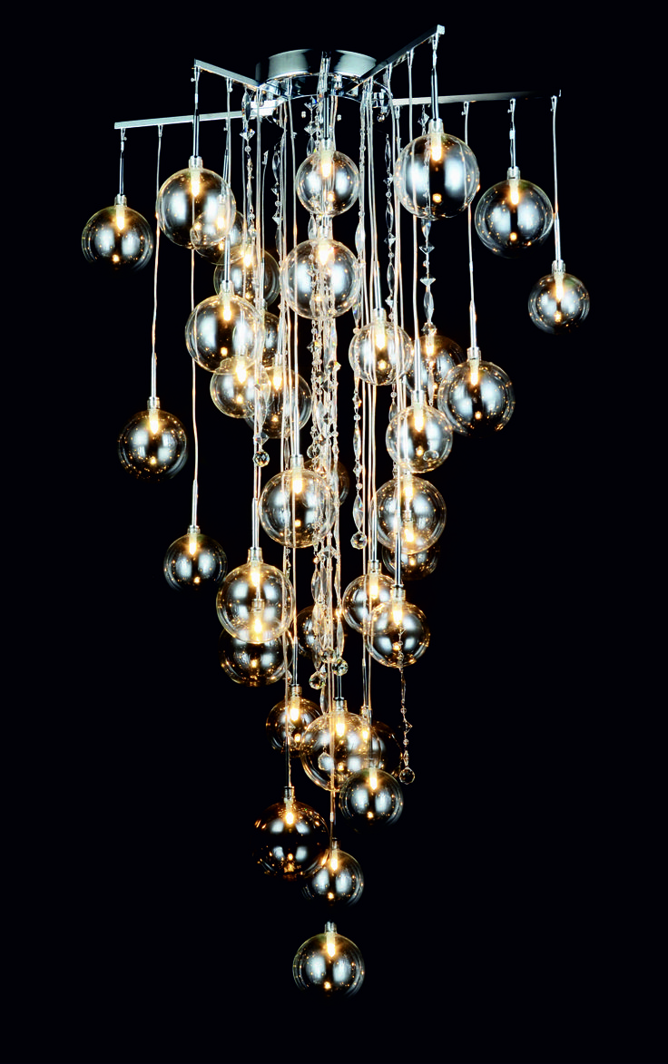 Contemporary Chandeliers | Large Contemporary Chandeliers