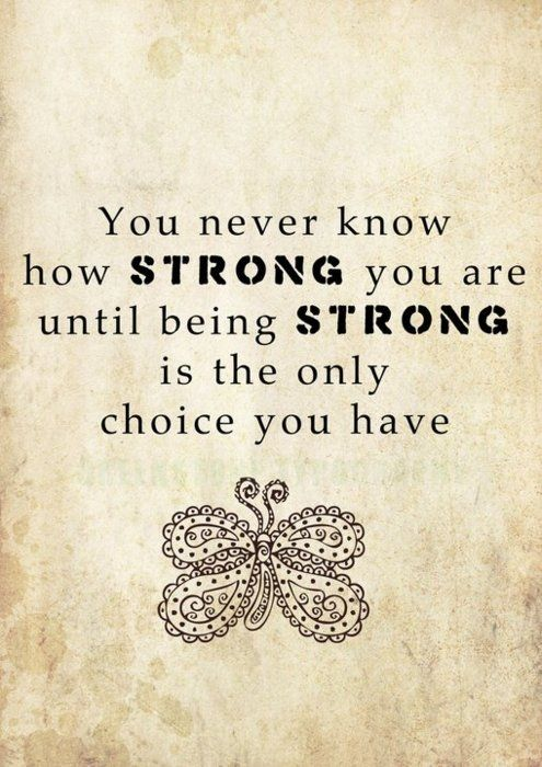 very true: Inner Strength, Stay Strong, Favorite Quote, Strength Quotes, Strong Quotes, So True, Inspiration Quotes, Staystrong, Be Strong