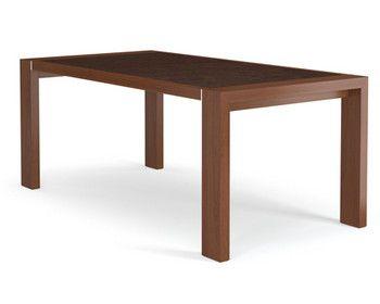 AGATI Furniture - Brown Study Table  84W x 42D  84W x 48D