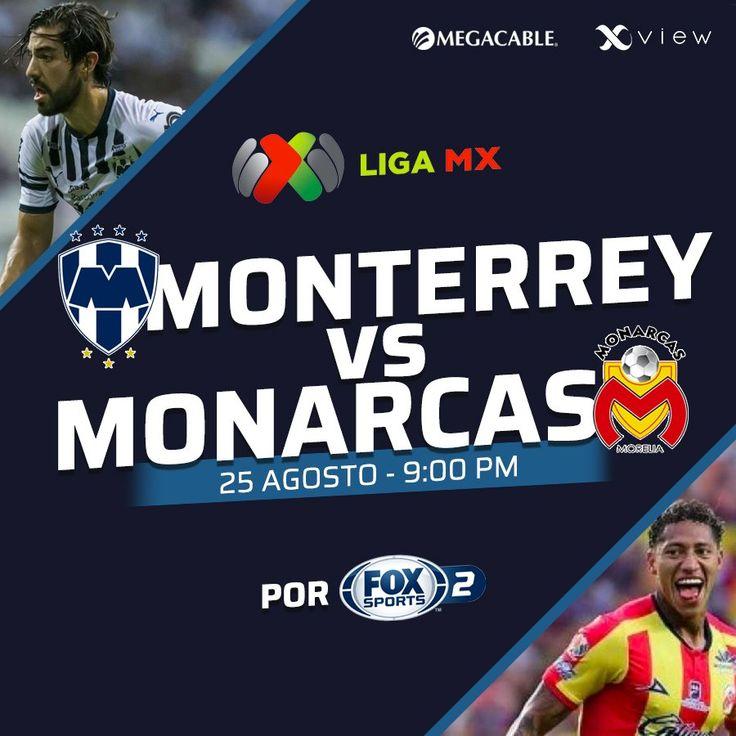 Partido Rayados vs Morelia en Vivo 2018 Liga MX 2018