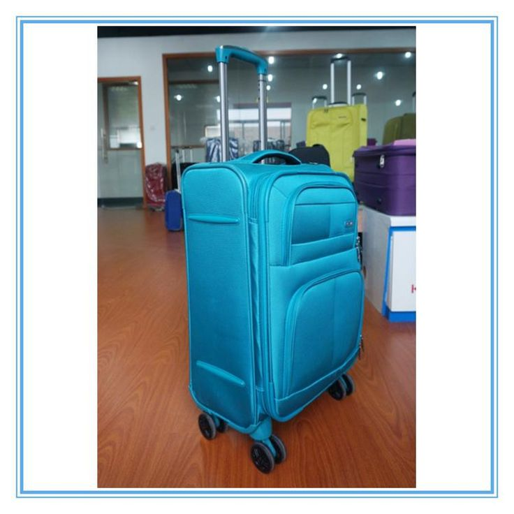 Leo Traveller Spinner EVA Trolley Luggage