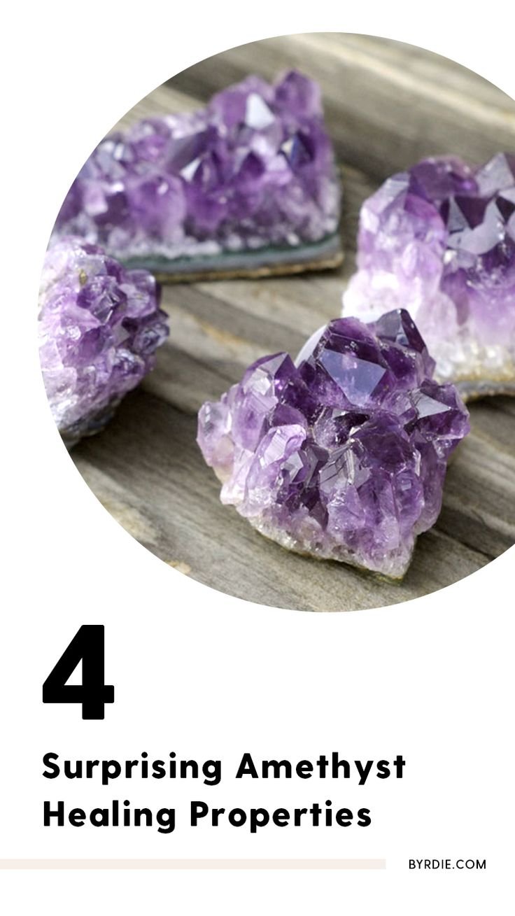 Best 25 Amethyst Healing Properties Ideas On Pinterest