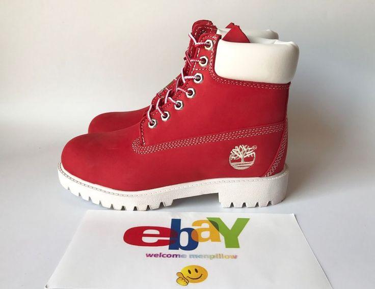 Timberland Premium Classic Women's Nubuck 10061 Boot 6 Inch Waterproof Boots #Timberland #SnowWinterBoots