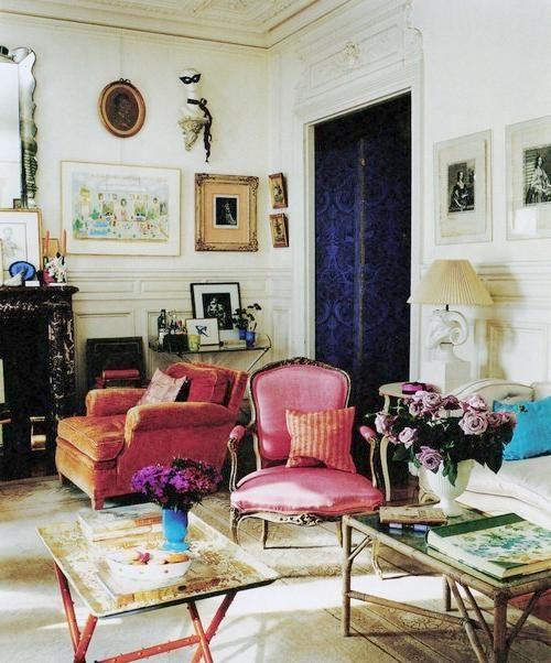 Crazy Chic Design Modern Boho Basement: 1000+ Ideas About French Bohemian On Pinterest