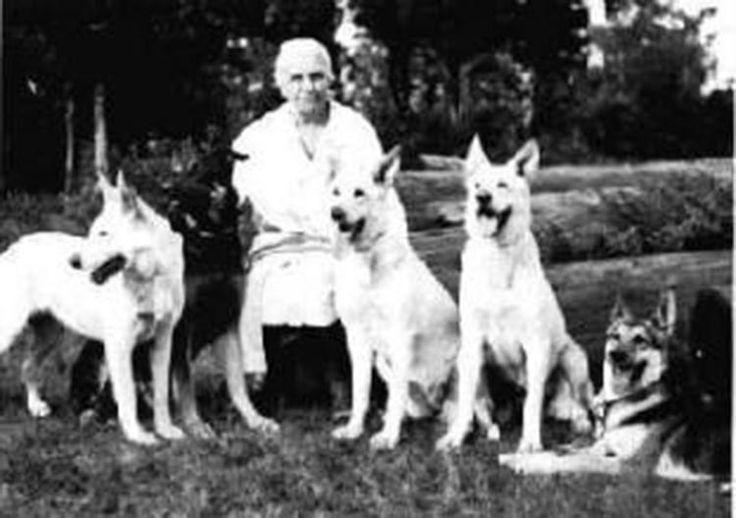 Geraldine Rockefeller Dodge