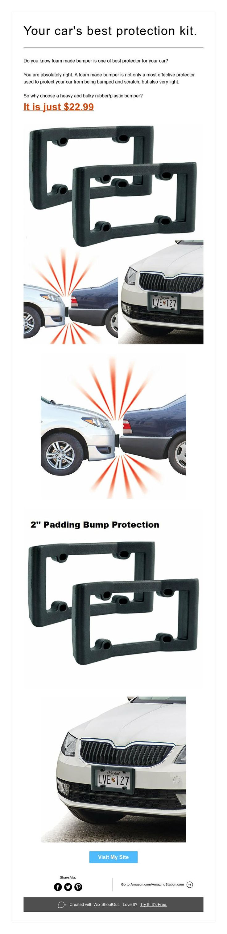 Your car s best protection kit
