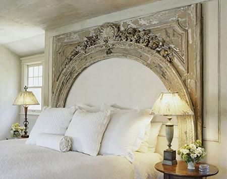 South Front Antiques and Architectural Salvage - Headboard Ideas