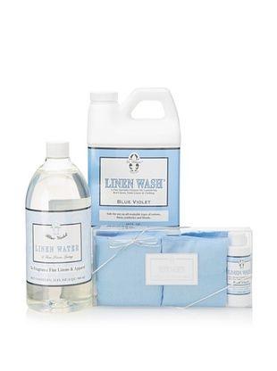 56% OFF Le Blanc Custom Linen Care Kit, Blue Violet, 64-Oz.
