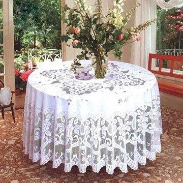 Las mesas con un mantel decorativo serán siempre la admiración de los invitados a una cena, a tomar un café, una cena romántica, un almuerz...