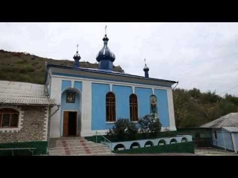 Holy Trinity Monastery - Saharna, Moldova