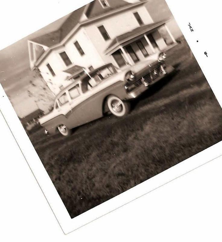 Mr. Fix-it's car.