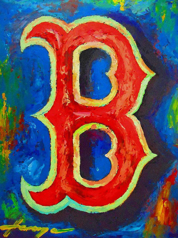 Boston Red Sox 2Pack Nail Polish with Nail Decal
