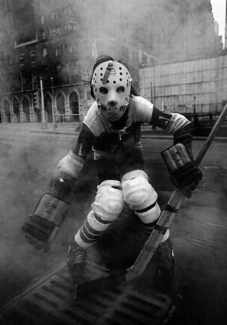 Arthur TRESS :: Hockey Player, NY, 1970