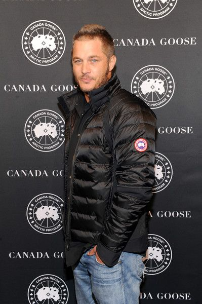 Travis Fimmel Photos Photos - Actor Travis Fimmel attends the Canada Goose New York City Flagship Store opening on November 16, 2016 in New York City. - Canada Goose New York City Flagship Store Opening