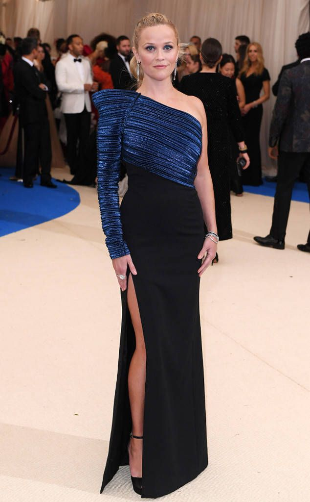 Reese Witherspoon from 2017 Met Gala: Red Carpet Arrivals | E! Online