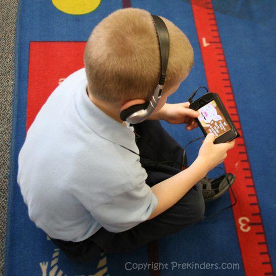 preschool apps for iPod & iPad