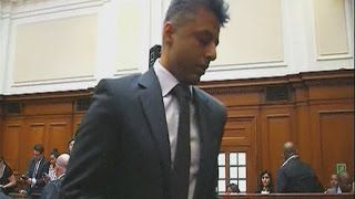 Shrien Dewani cleared of honeymoon murder, the final verdict given to Shrien, Mziwamadoda and Xolile which was given by a South African Judge after a four year trial.