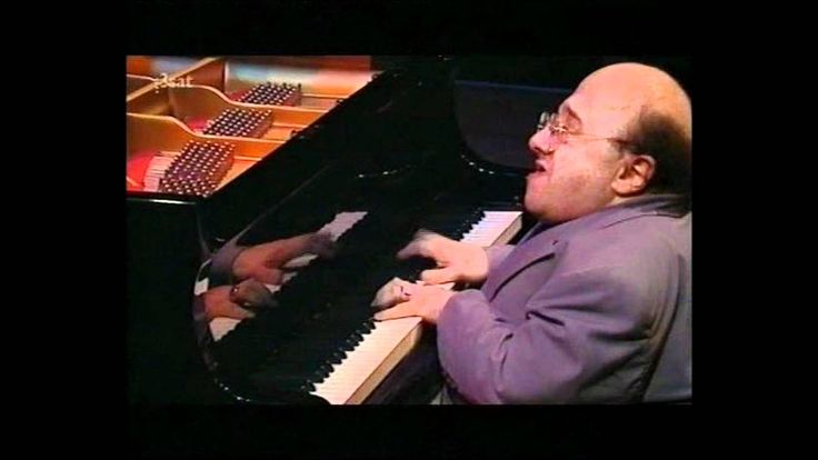 Michel Petrucciani - Estate (Summer in Italia) Live at Montreux 1990