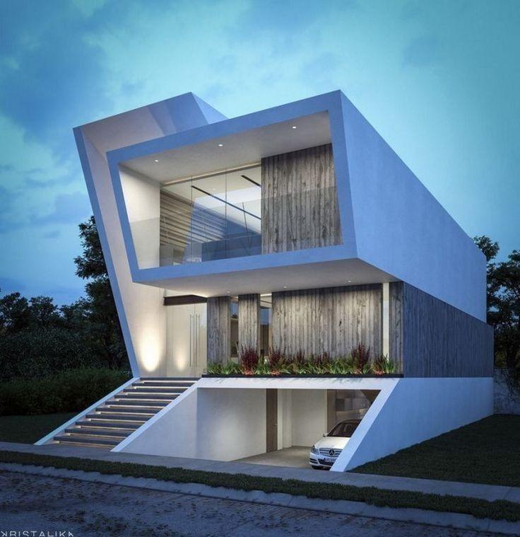 Top 30 Most Beautiful Houses Front Designs 2019 House Architecture Design Modern Villa Design House Front Design