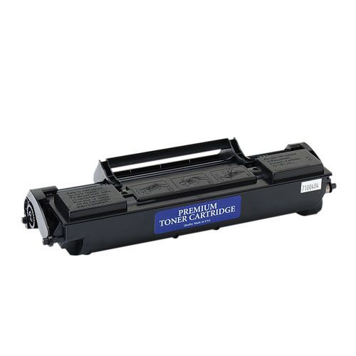 Laser Printer Cartridge, 6000 Page High Yield, Black