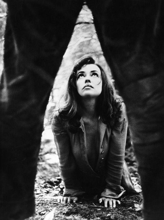 jeanne moreau @ tony richardson's mademoiselle (1966)