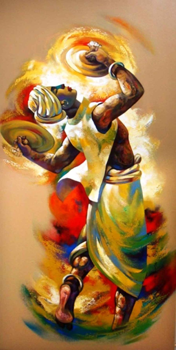indian abstract oil paintings - photo #18