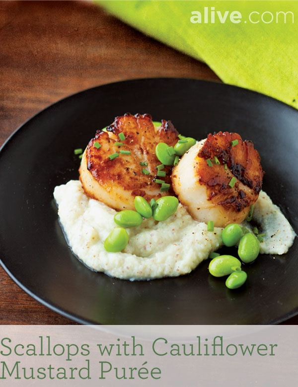 Make this fine-dining worthy #recipe at home to impress #dinner guests. #alivemagazine
