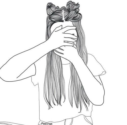 74 besten girl bilder auf pinterest  mädchen zeichnen
