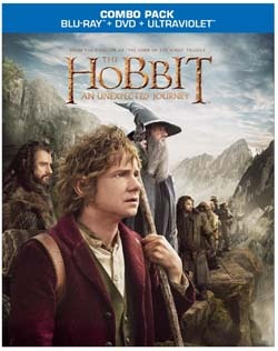 Hobbit - An Unexpected Journey Blu-ray