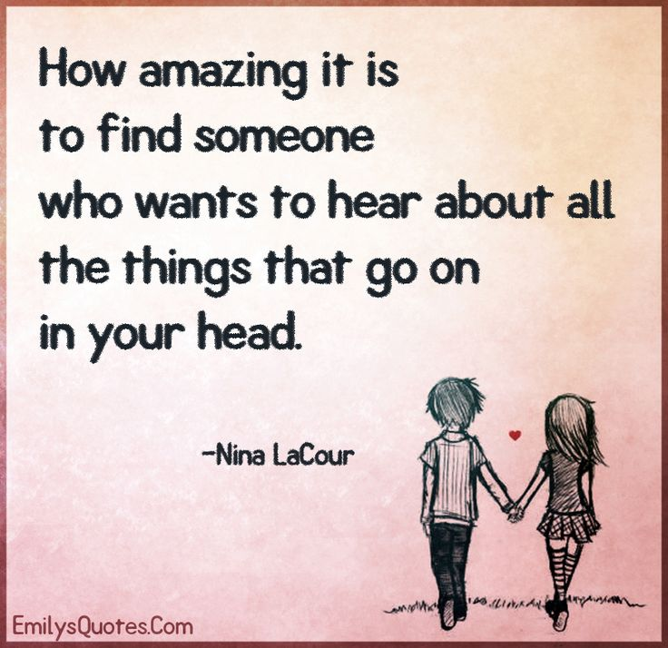 Buy All The Things: How Amazing It Is To Find Someone Who Wants To Hear About
