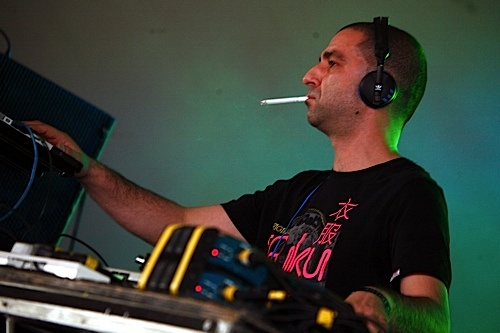 Long-time Drum and Bass DJ and used to be producer, DJ Hype. Founder of both Ganja and Playaz Records. This man has been doing his thing since long before Jungle and Drum and Bass were even around!