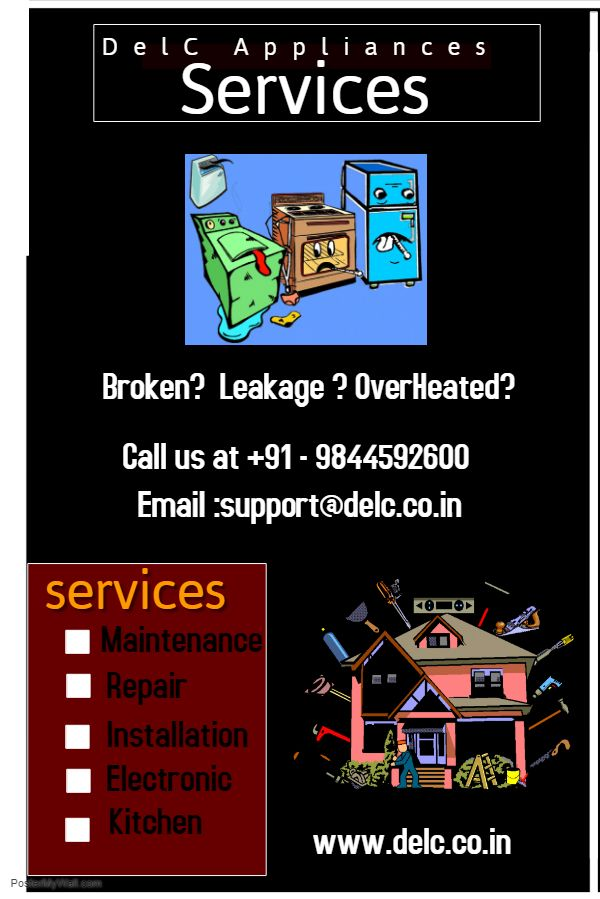 Whatever Is The Problem One Stop Solution Delc Broken Leakage
