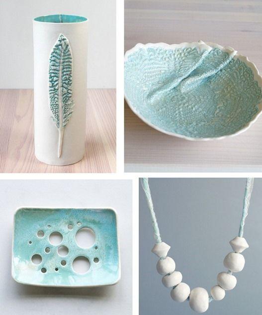 Etsy Art I Heart: Ceramics - Centsational Girl
