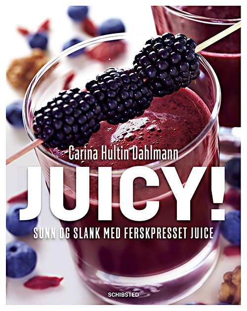 Carina's debut book Juicy! released Jan. 2013.